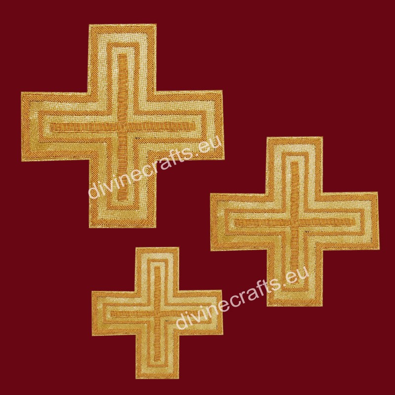 Clerical Cross Set New Elegant Design