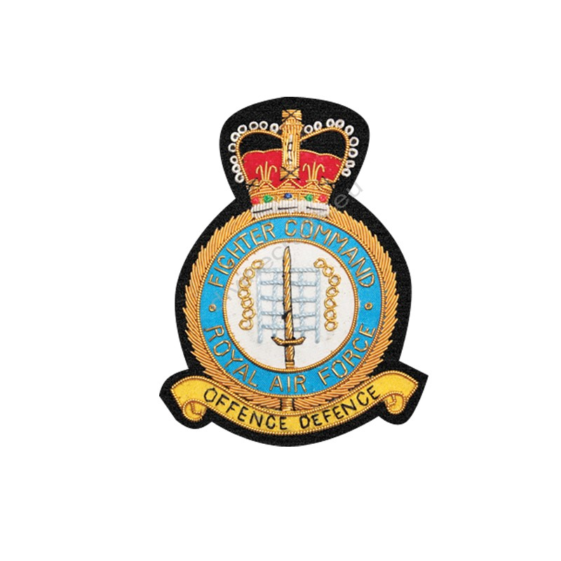 Royal Air Force Fighter Command Blazer Badge