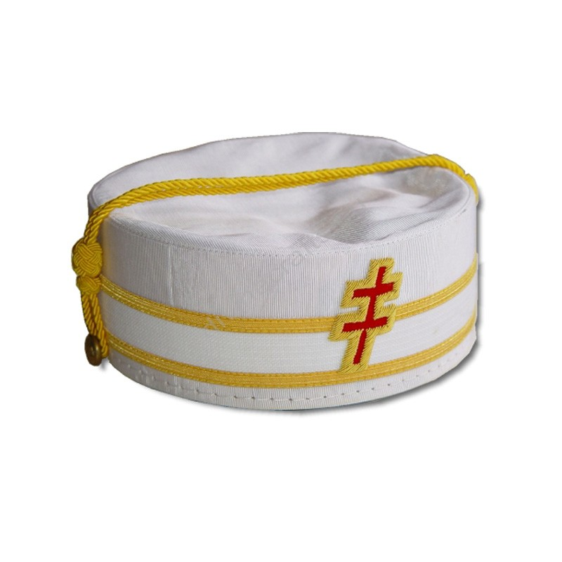 Masonic Scottish Rite Cap S M J