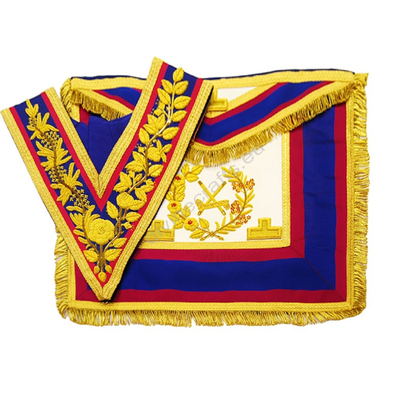 Bullion Embroidered Aprons