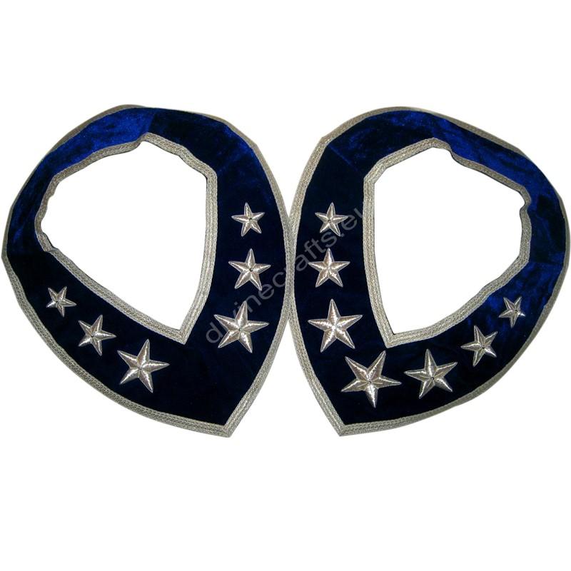 Masonic Velvet Collar