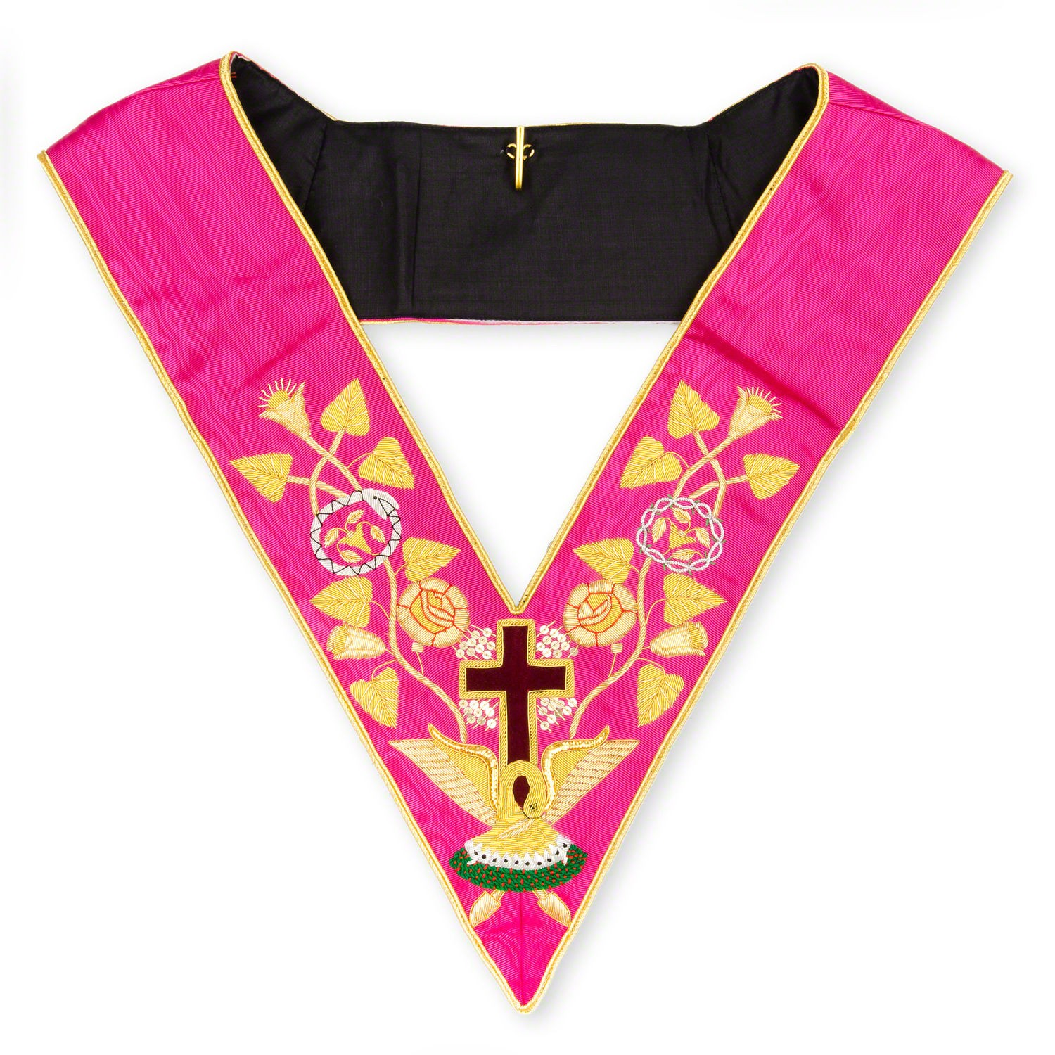 Masonic Rose Croix 18th Degree Collar