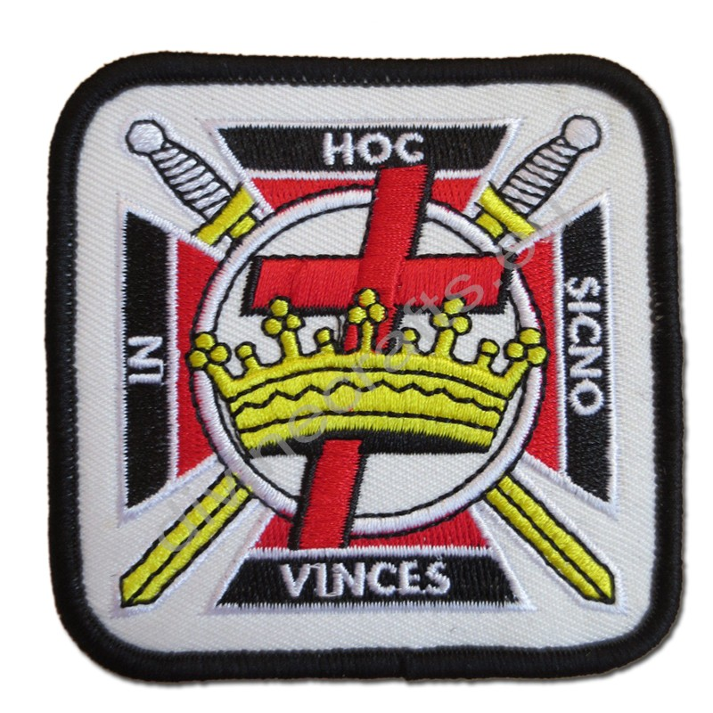 Masonic Vinces Signo Embroidery Patches