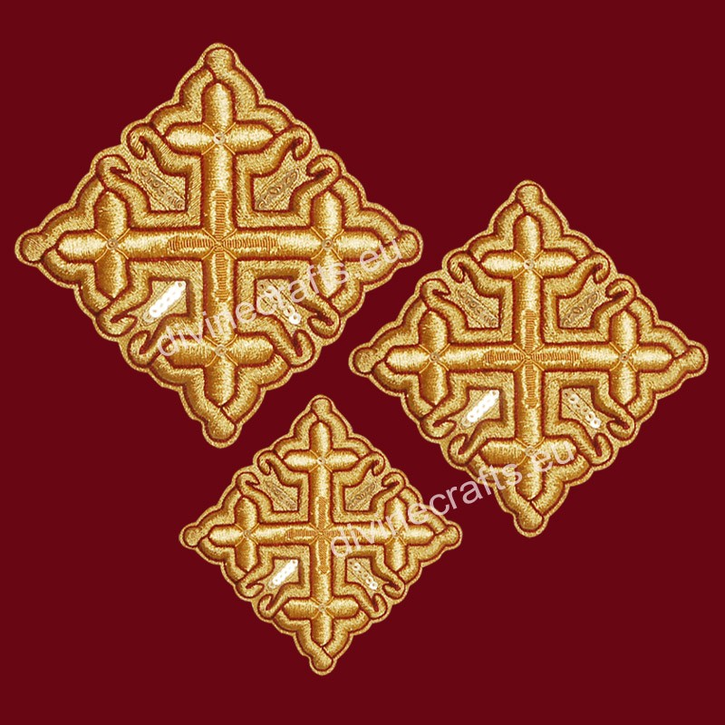 Cross Set of Vestments