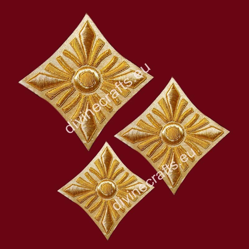 Orthodox Christian Byzantine Embroidered