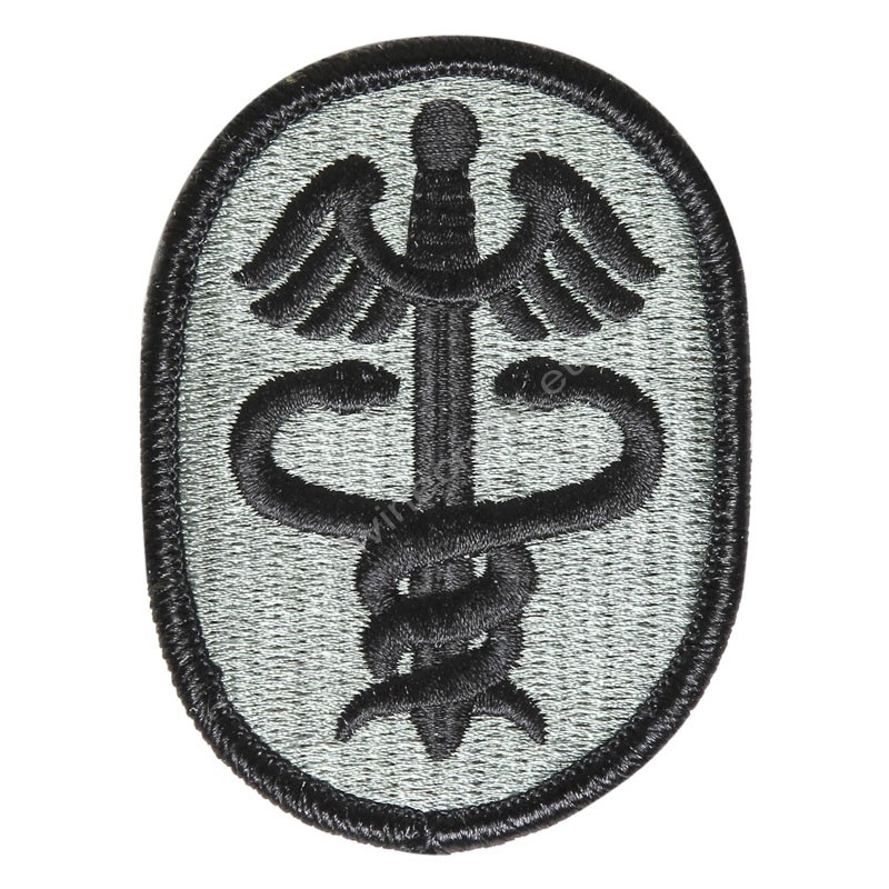 Sword Snakes Medic Velcro Patch
