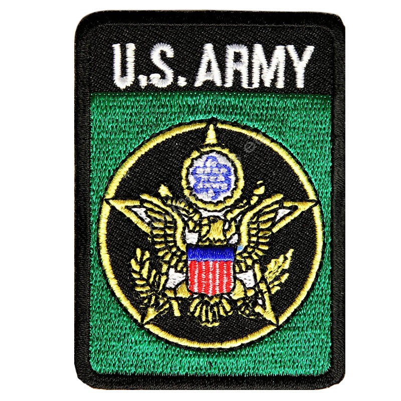 US Army Rectangle Patch