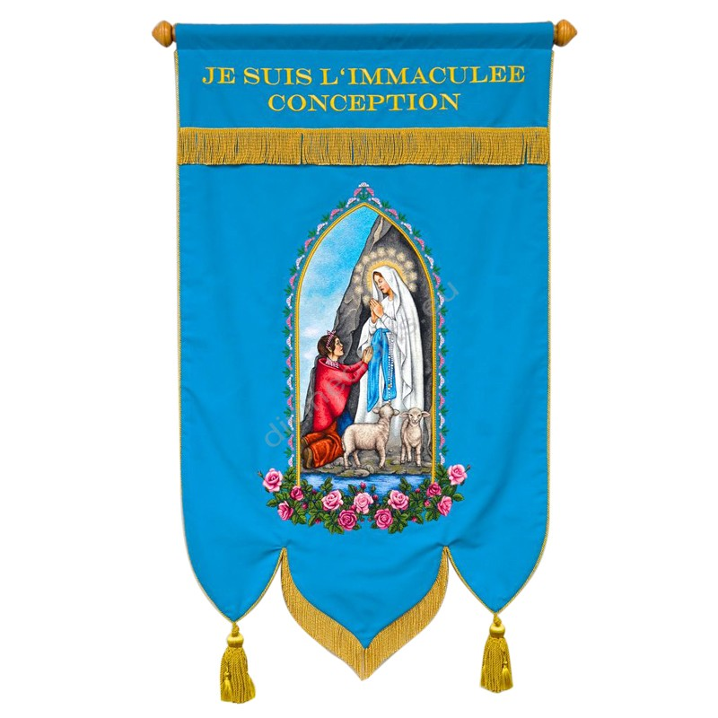 Catholic Church Flags