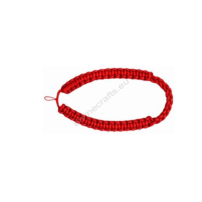 Aiguillette Interwoven Red