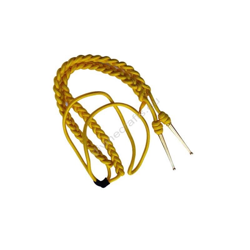 Gold Shoulder Cords
