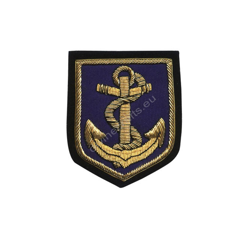 French Navy Rank Badges