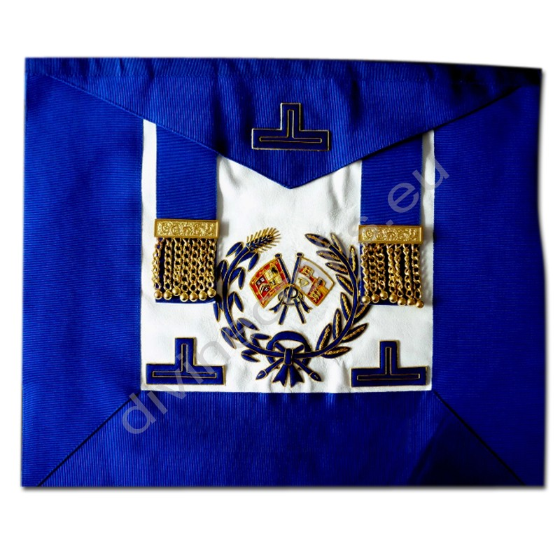 Grand Officers Undress Apron (Lambskin)