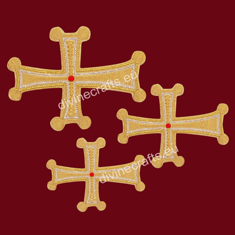 Hand Made Cross Set of Orthodox