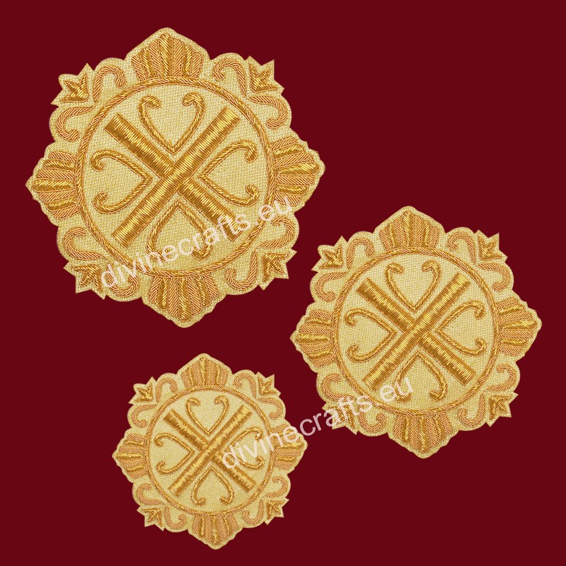 Handmade Clerical Crosses