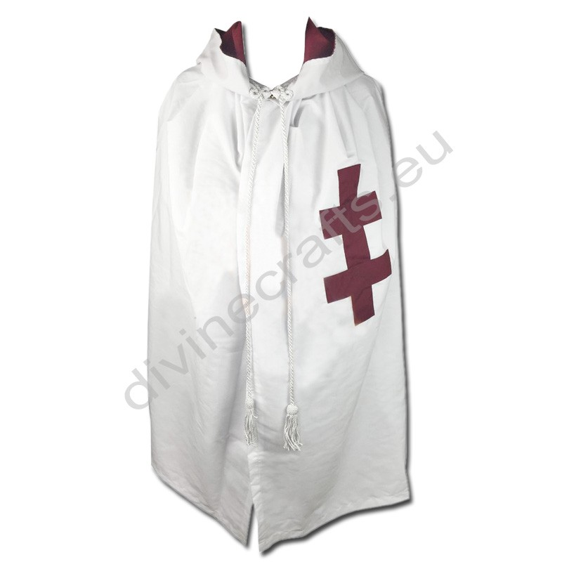 Masonic Knight Templar Mantle