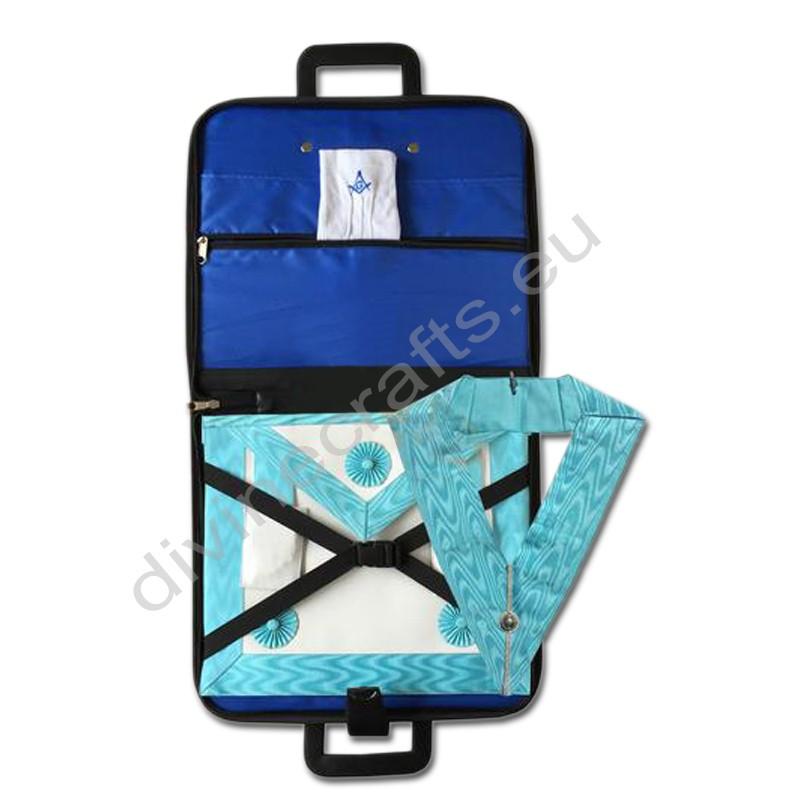Masonic Regalia Cases, Apron, Officer Collar and Glove