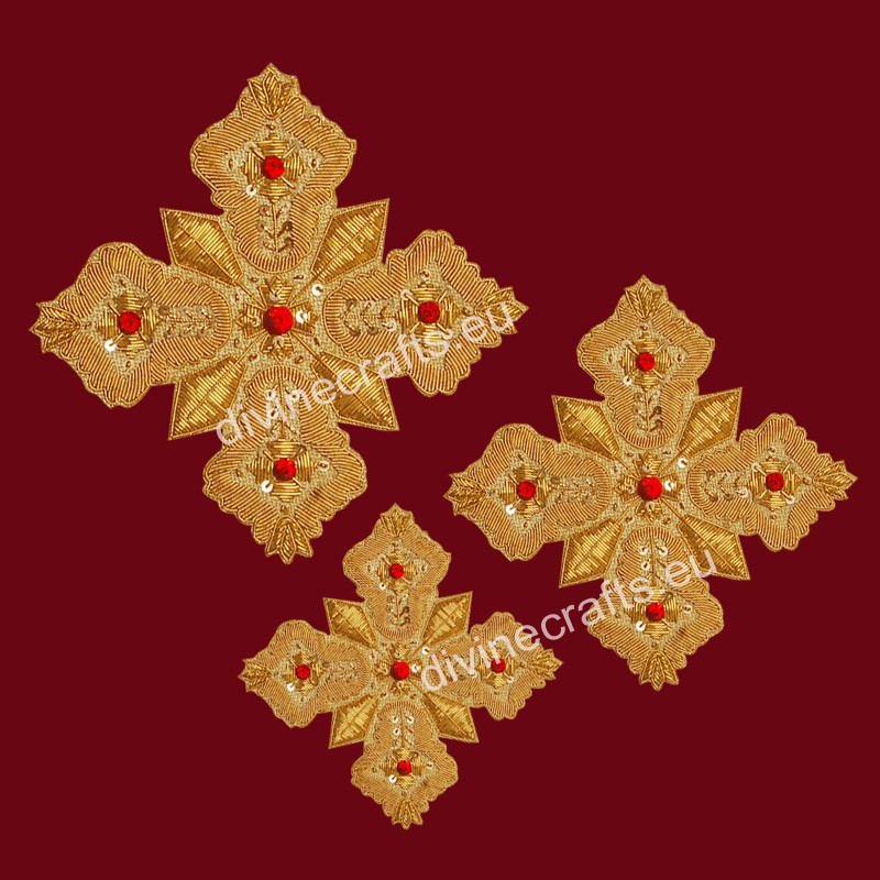 Byzantine Handmade Cross Set