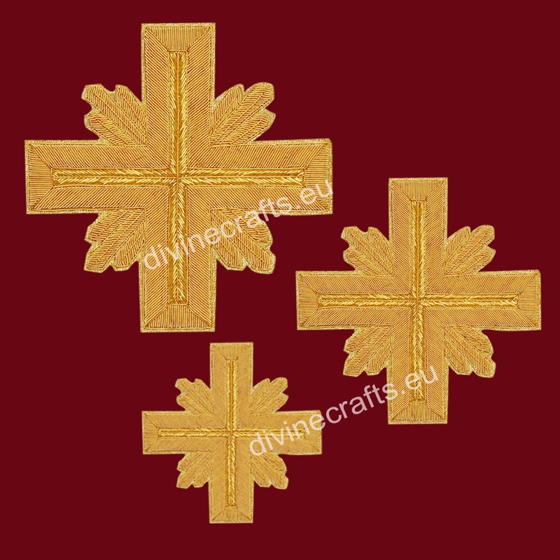 Handmade Liturgical Cross Set