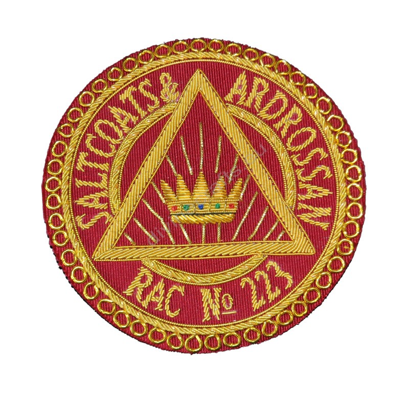 Royal Arch Past Apron Badge