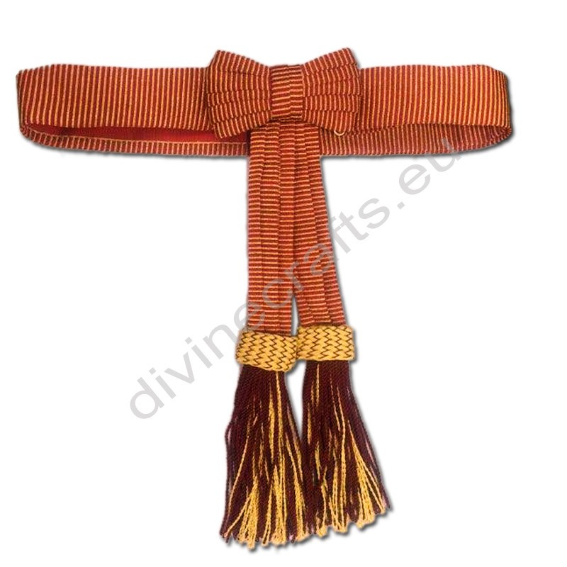Officers Ceremonial Waist Sash