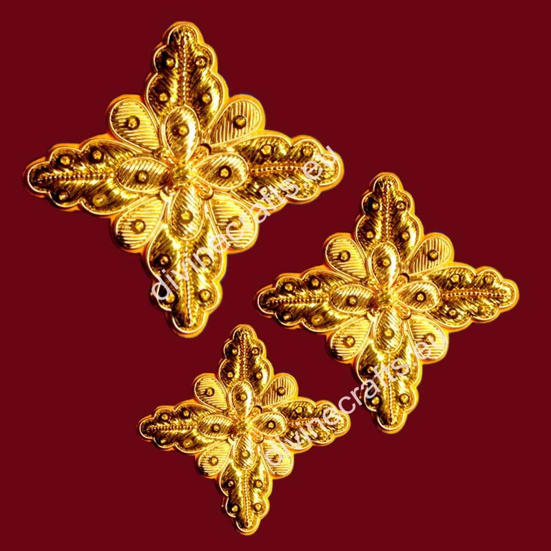 Vestment Design Cross Set