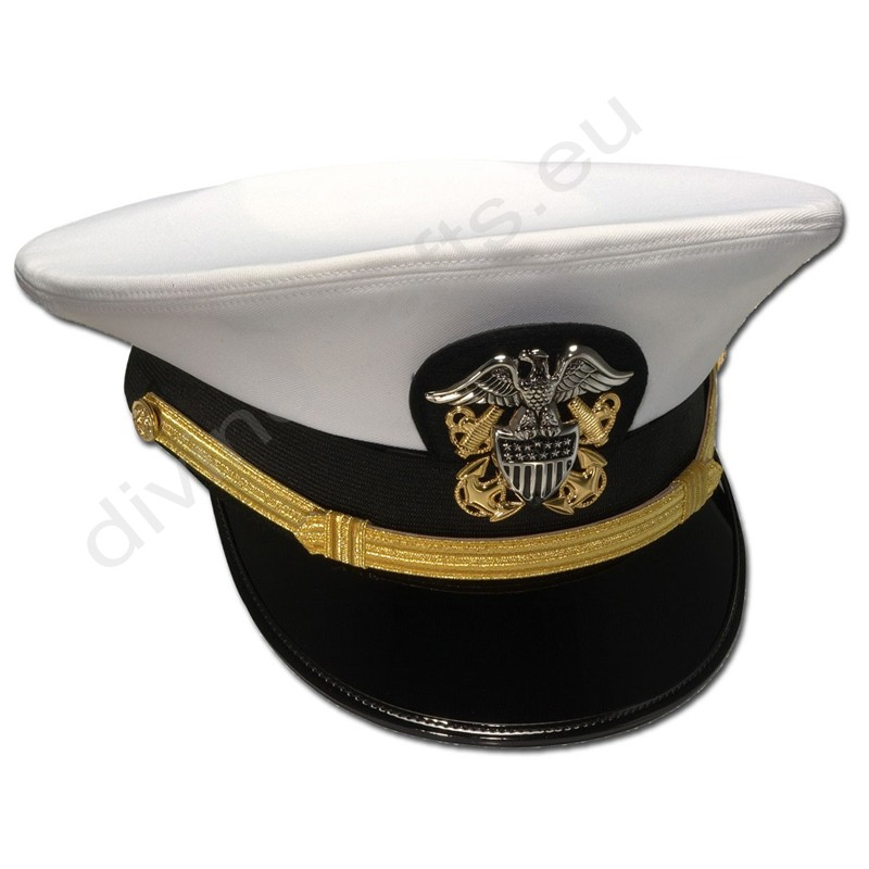 Men's Officer's Formal Combination Cap