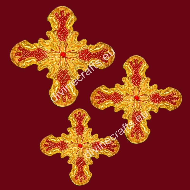 Latest Design of Clerical Cross Set