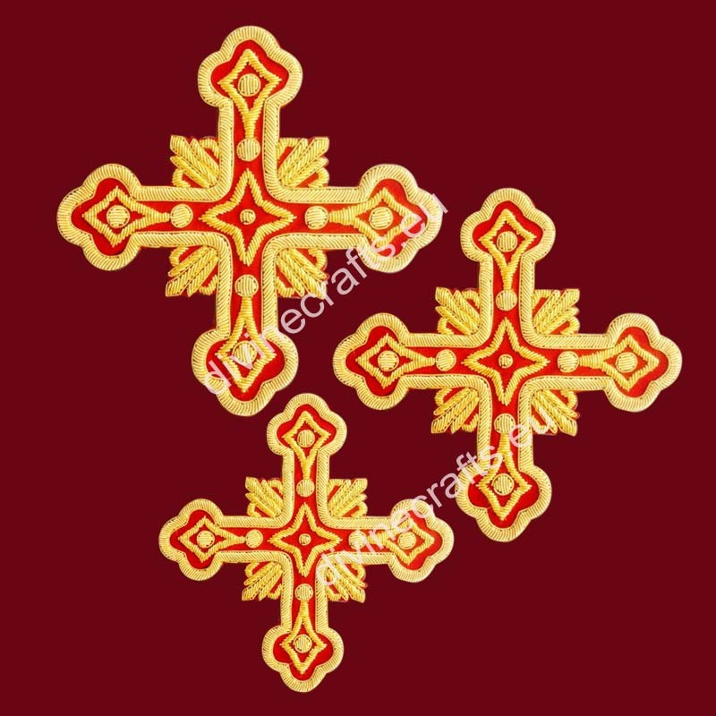 Priest Church Cross Set