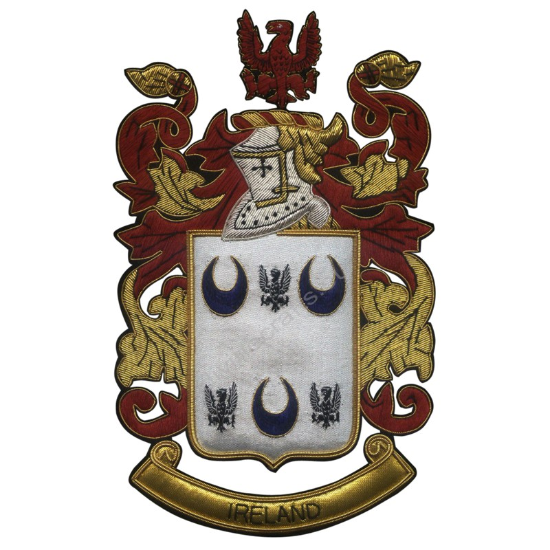 Ireland Lolley Coat of Arms