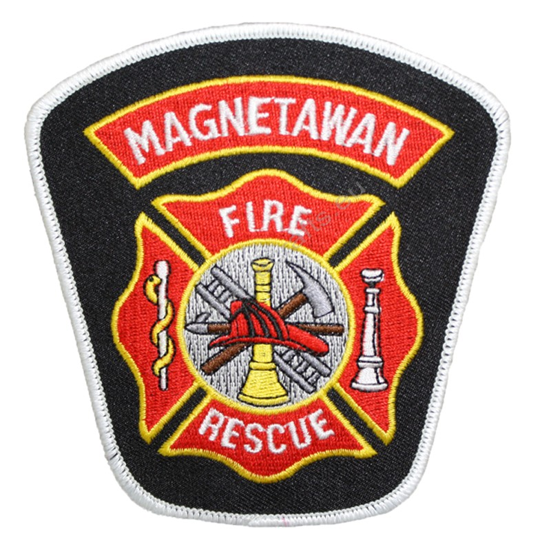 Magnetawan Fire Embroidered Patch