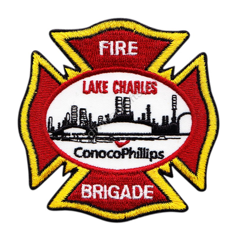 Brigade Embroidered Patch