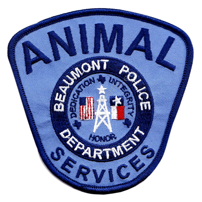Animal Police Services Embroidered Patch