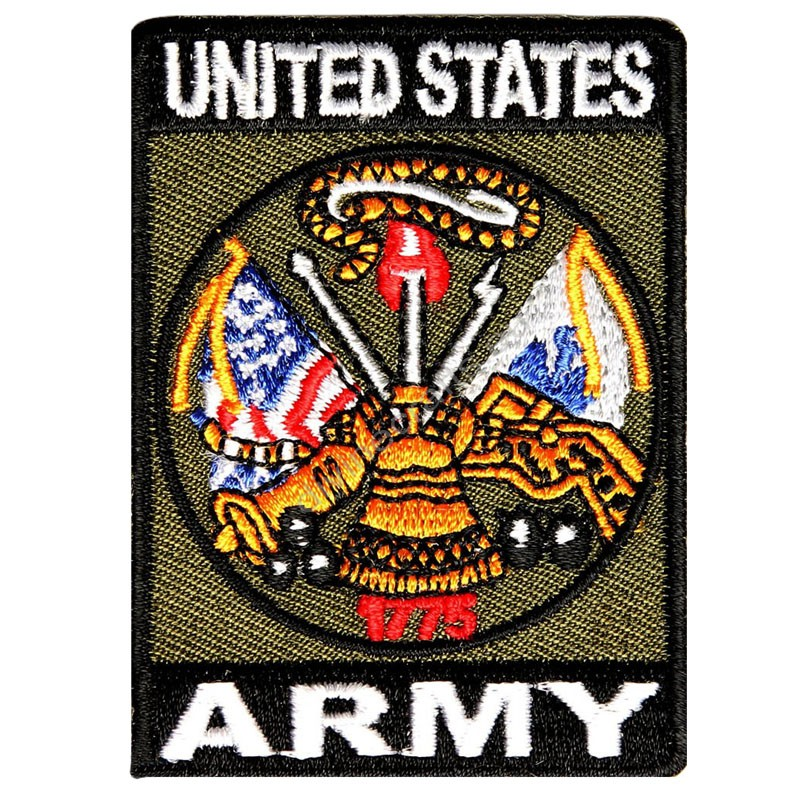 US Army Embroidery Patch