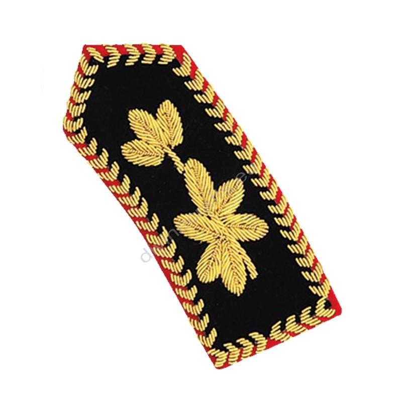 Gold Military Epaulets