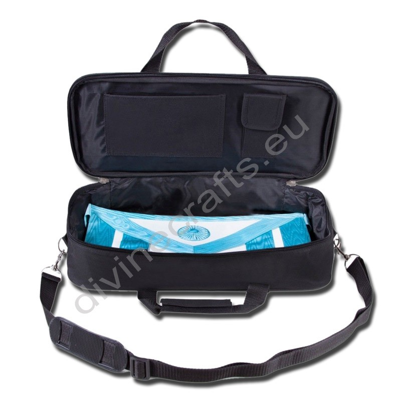 Set of Master Mason Apron Soft Half Case in Cordura with Apron and Gloves
