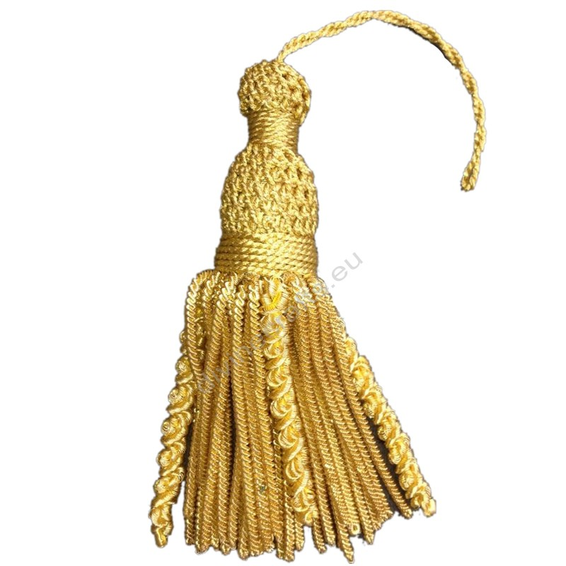 Antique Gold Tassel