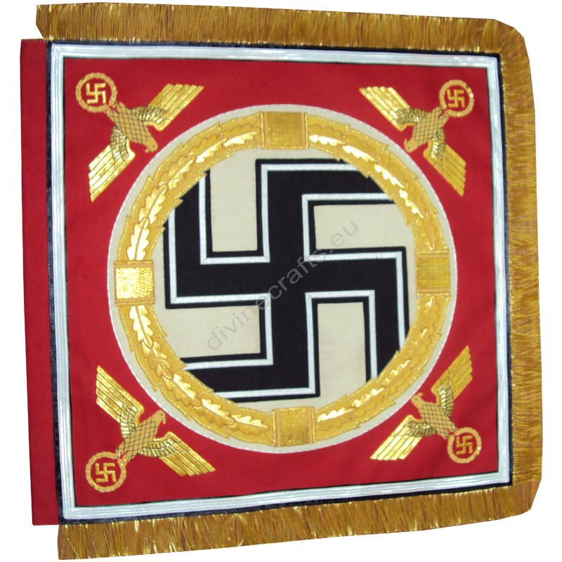 Embroidered Vazi Flag