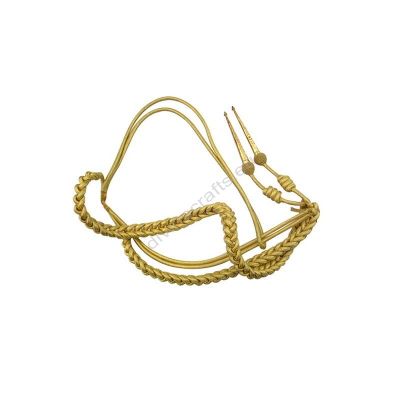 Bullion Shoulder Cord