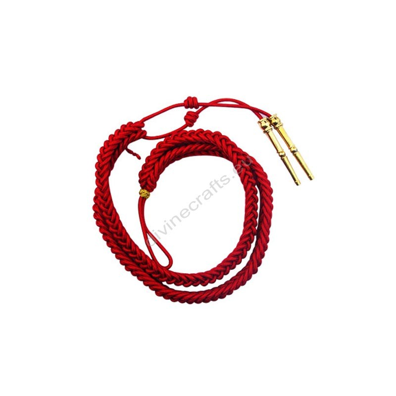 Double Braid Shoulder Cord