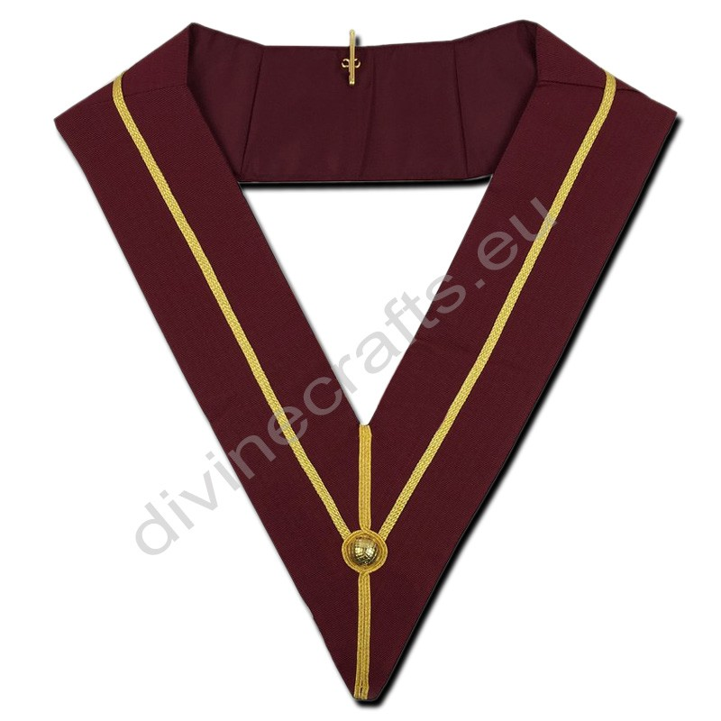 Masonic Regalia Royal Arch PZ Collar