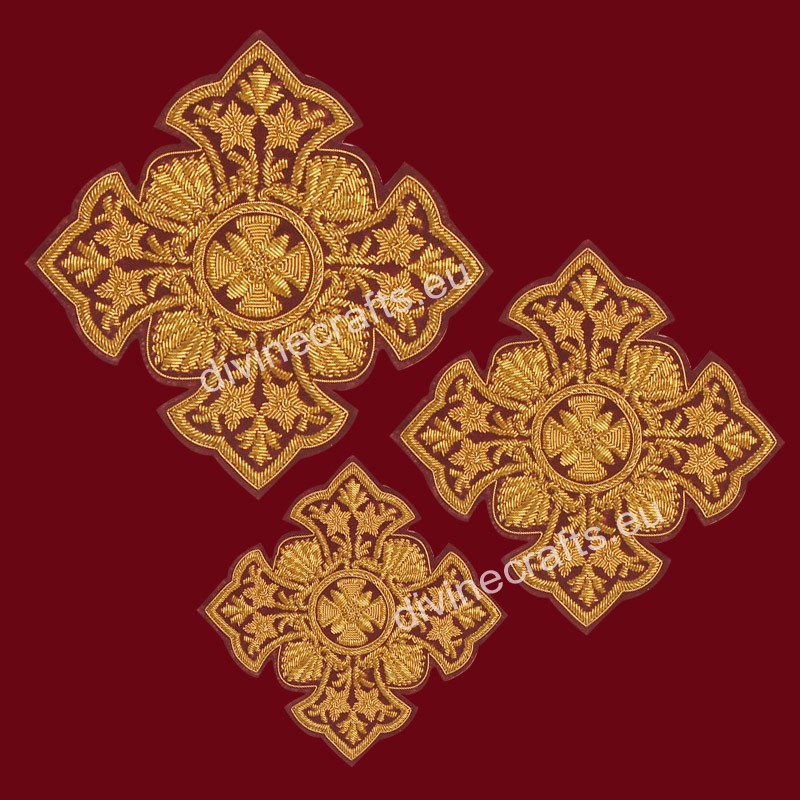 New Design of Clerical Cross Set