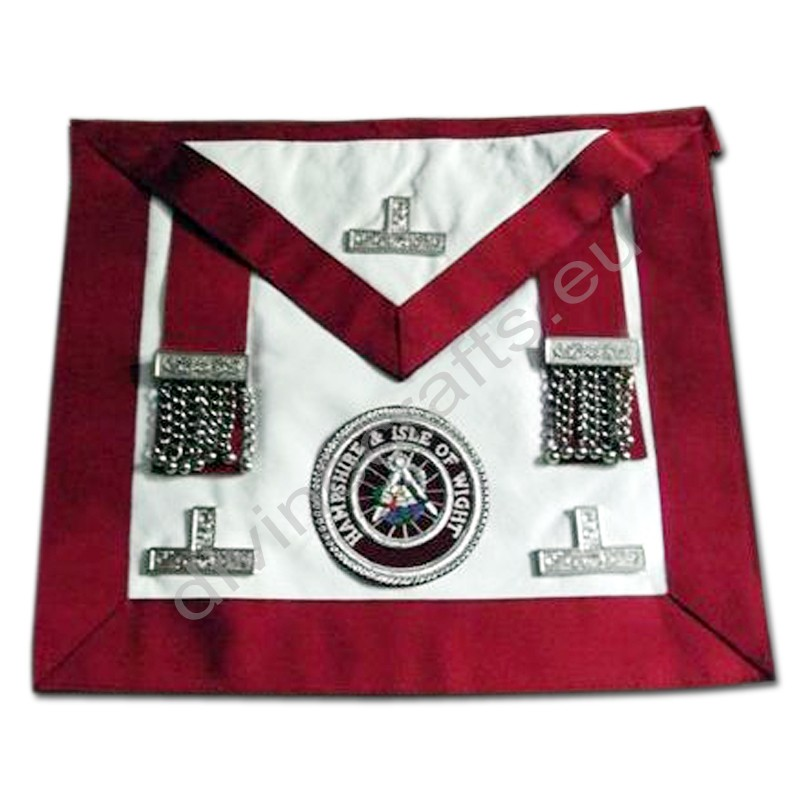 Provincial Stewards Apron with Badge
