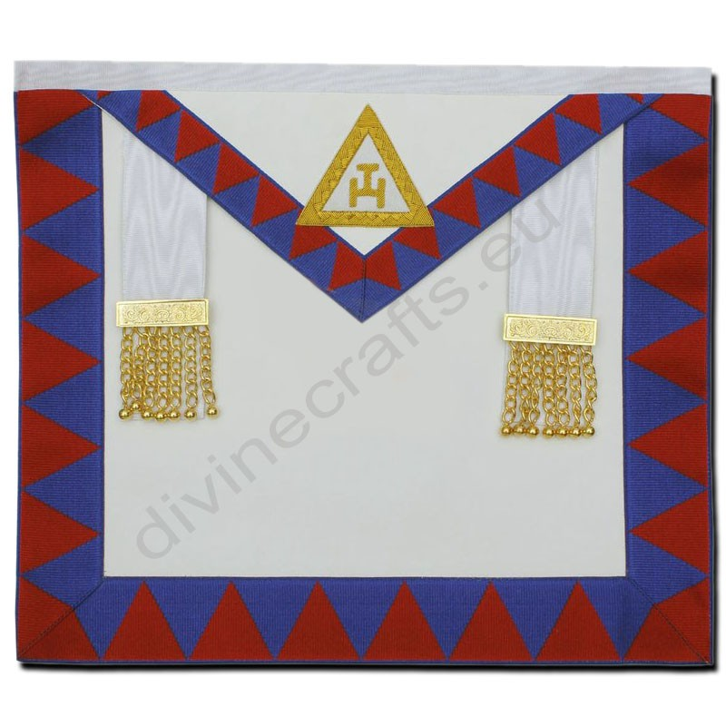 Royal Arch Regalia Companions Apron