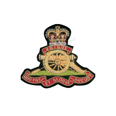 Royal Artillery Blazer Badge