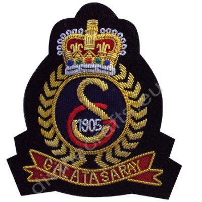 Military Blazer Badges