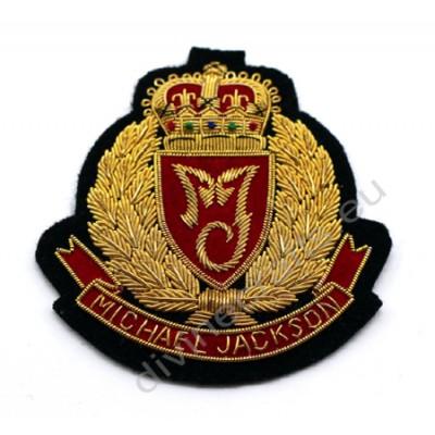 Custom Made Blazer Bullion Badges