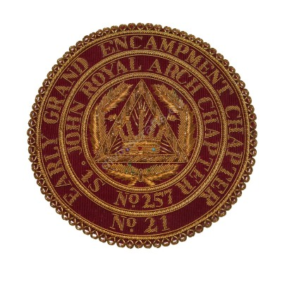 Royal Arch Apron Badge