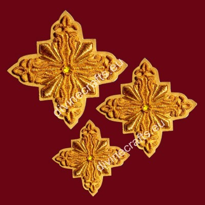 Byzantine Cross Set