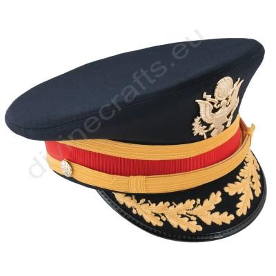 Army Blue Service Cap