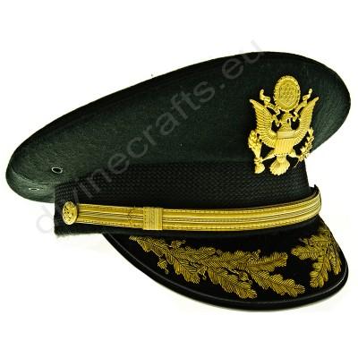 Army Green Field Grade Service Cap
